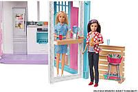 Набор Домик в Малибу Barbie House Playset Mattel (FXG57), фото 7