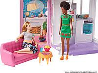 Набор Домик в Малибу Barbie House Playset Mattel (FXG57), фото 9