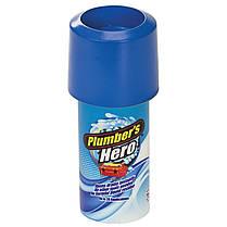 ϞВантуз Plumber's Hero для очистки засоров бактерий раковины унитаза канализационных труб, фото 3