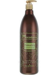 KS Macadamia Moisturizing Conditioner Зволожуючий кондиціонер з маслом макадамії 1000 млк