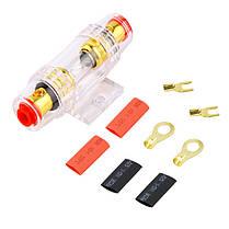 ★Комплект проводов для сабвуфера Lesko MDK MD-668 для подключения усилителя 8GA, фото 3