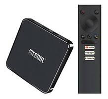 MECOOL KM1 з SoC S905X3 та сертифікатом Android TV