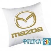 Подушка с логотипом Mazda, фото 1