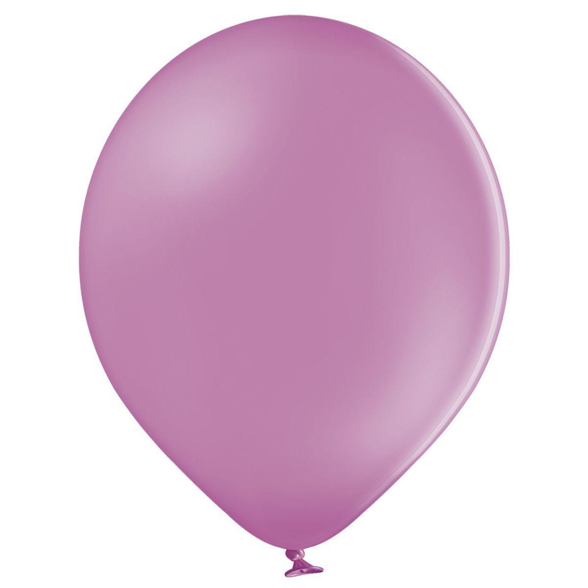 Воздушные шары BELBAL 85/437 10,5(27см) пастель темно-розовый (50шт)