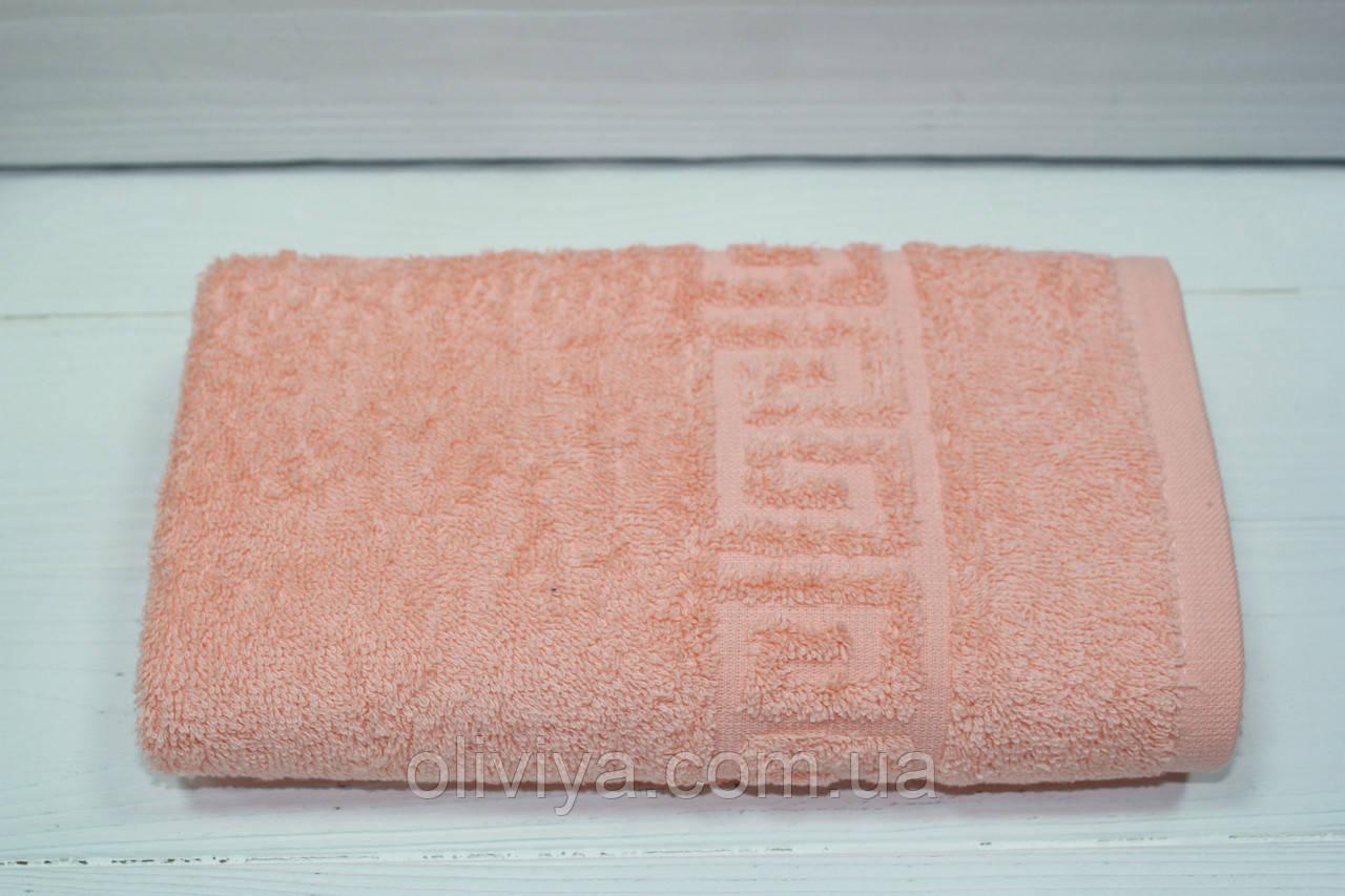 Полотенце для рук (персикове)