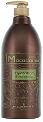 Kleral System Увлажняющий шампунь с маслом макадамии Olio Di Macadamia Hidrating Shampoo 1000 мл