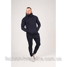 Мужской теплый костюм с лампасами,размеры:44,46,48,50,52.