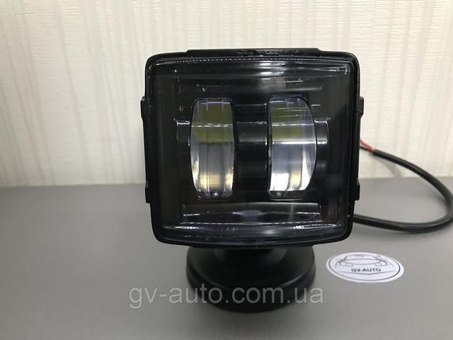 LED фары с СТГ - не слепят встречных