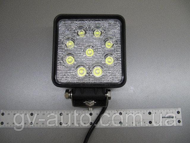 """Доп. LED фары """"Универсальные"""" - на трактор и другую спец.технику"""