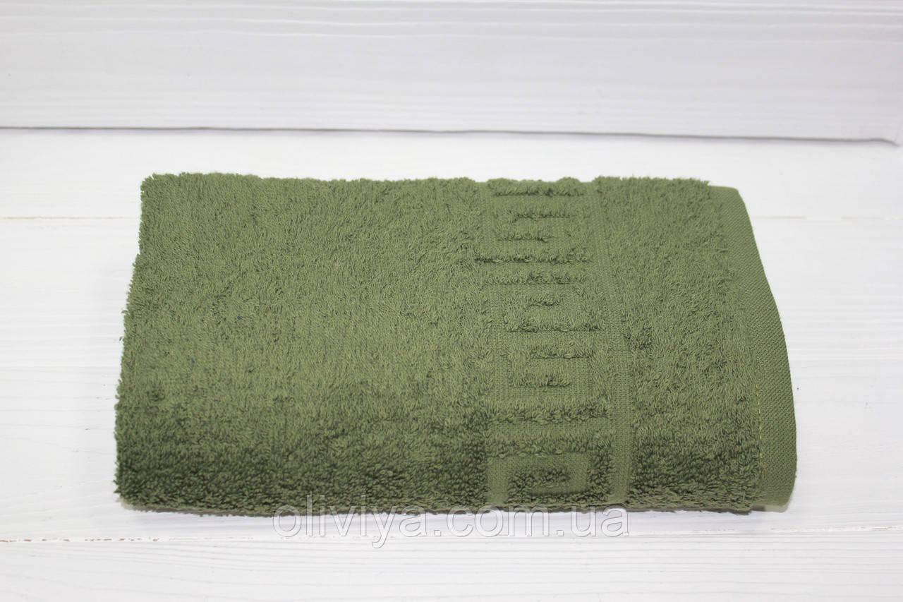 Полотенце для рук (оливкове)