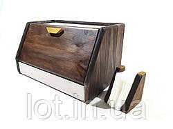 Почему деревянная хлебница - лучше.