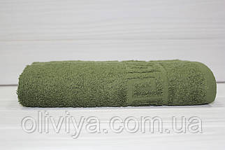 Полотенце для рук (оливкове), фото 2