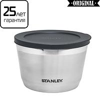 Термоконтейнер Stanley Adventure Bowl 0.95 л, стальной (пищевой термос)