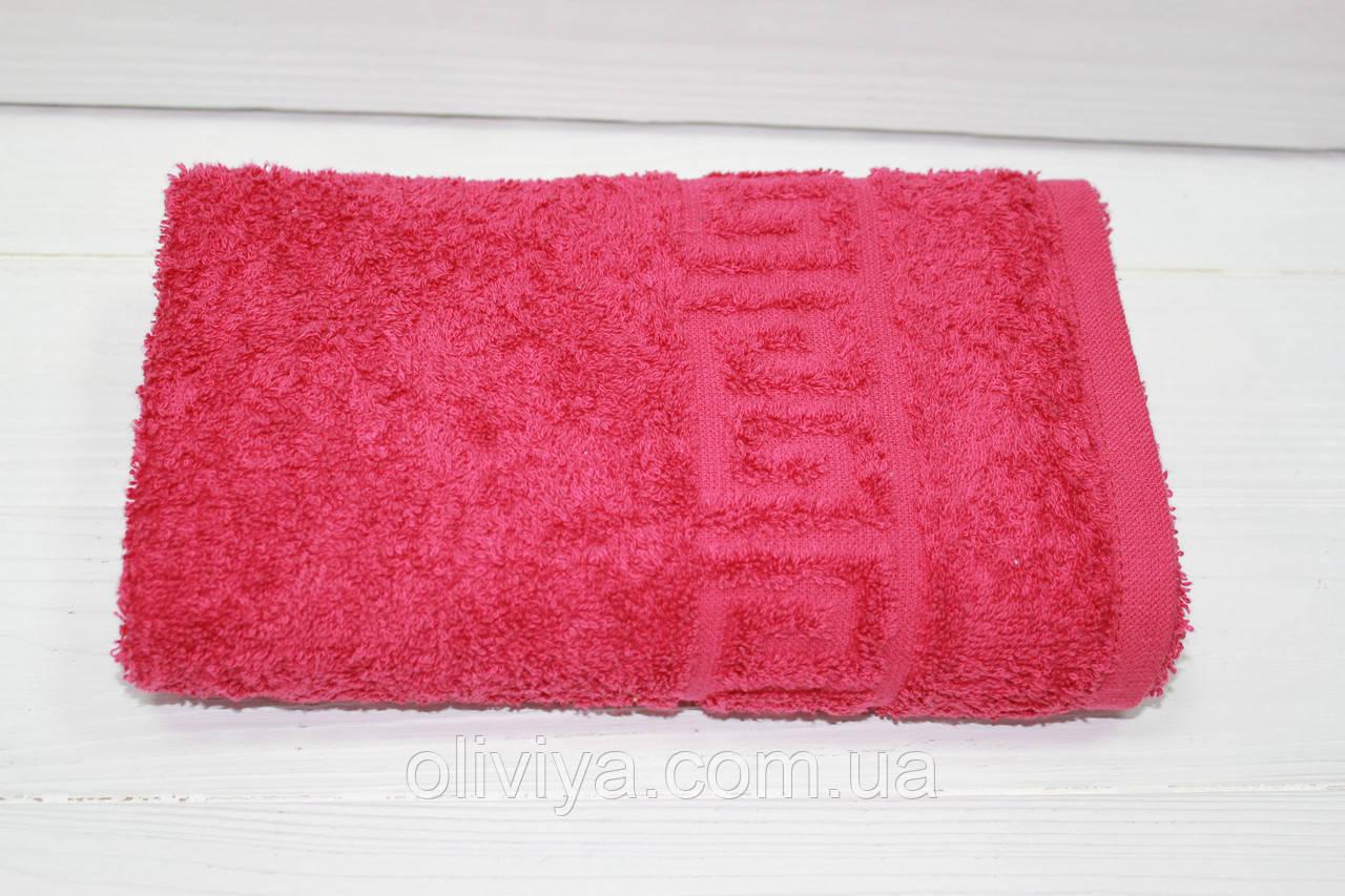 Полотенце для рук (бордовий)
