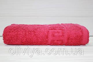 Полотенце для рук (бордовий), фото 3