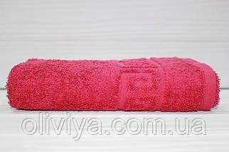 Полотенце для рук (малиновий), фото 3