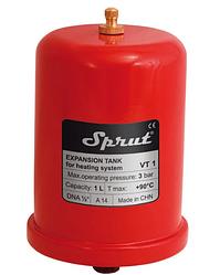Расширительный Бак Отопления Sprut Vt 1