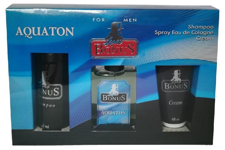 Подарочный набор Bonus (шампунь, одеколон, крем для лица)