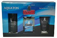 Подарочный набор Bonus (шампунь, одеколон, крем для лица), фото 1