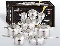 Набор посуды Bohmann BH 007-12 12 предметов