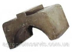 Вкладыш подшипника соломотряса Енисей КДМ 0058А (металлокерамика)