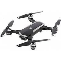 Складной квадрокоптер Toys Sky S161 с камерой Black