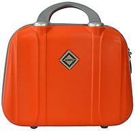 Кейс дорожній Bonro Smile середній оранжевий (10091413)