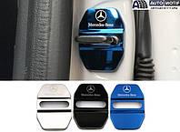 Накладки на петли дверей Mercedes
