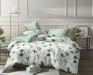 Семейный комплект постельное белье ранфорс «Мексика»