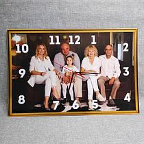 Часы с вашей фотографией