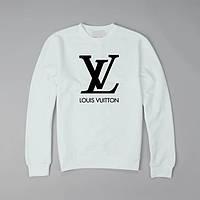 Свитшот мужской, женский, детский  Louis Vuitton Толстовка  Реглан