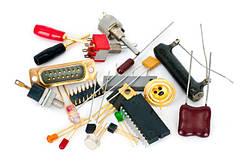 Инструмент, приборы и радиодетали