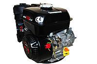 Бензиновый двигатель Weima ВТ170F-S(CL) (центробежное сцепление, вал 20 мм, шпонка)