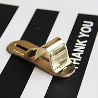 ☛Держатель для телефона Momostick iSeries (A-i-03) Cold модный сдвижной аксессуар для смартфона на палец, фото 7