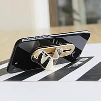 ☛Держатель для телефона Momostick iSeries (A-i-03) Cold модный сдвижной аксессуар для смартфона на палец, фото 8
