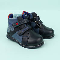 Ботинки на мальчика, детская демисезонная обувь, ортопедия тм Том.м размер 18,19,20,21,22,23