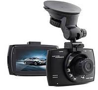 Автомобильный видеорегистратор с диспеем и датчиком движеня DVR G30 Full HD 1080 P.