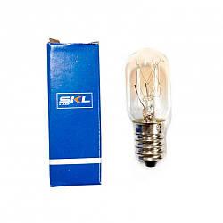Лампочка для холодильника E14 15W 230V SKL LMP201UN