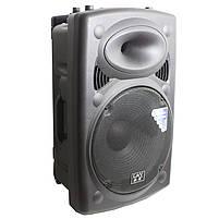 ★Акустическая система LAV PA-150 универсальная с микрофоном пультом сабвуфер для концерта аккумулятор 4000 mAh, фото 2