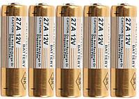 5 x Батарейка 12V 27A MN27 L828 12В батарея