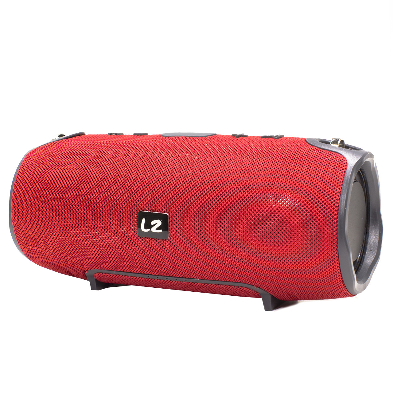 Беспроводная колонка LZ Xtreme mini Red блютуз подключение портативная музыкальная Bluetooth USB microSD