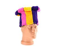 Карнавальная шляпа Шут