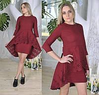 Платье вечернее со шлейфом