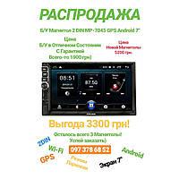 "АВТОМАГНИТОЛА Android GPS/Wi-Fi/ 7"" 4х45Вт MP-7045"