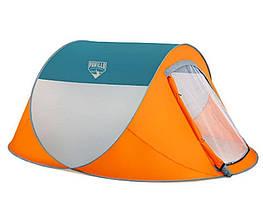 Палатка туристическая двухместная Bestway 68004