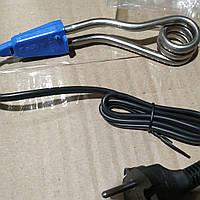 Кипятильник  электрический нержавейка 0.7 квт (Украина), фото 1