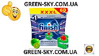Таблетки для посудомоечных машин Finish Quantum Max Lime 60 шт