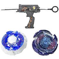 ➚Детский набор Beyblade Top Set Rapidity WBBA Black пусковой механизм-пистолет для детей