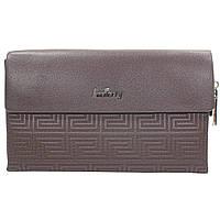 ☛Мужской портмоне Baellerry ND1921 Brown стильный бумажник для денег и документов модный аксессуар для мужчин