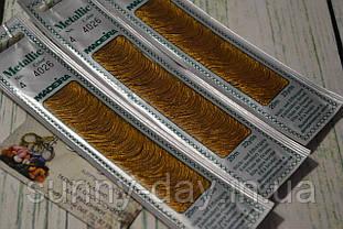 Мулине Madeira Metallic №4, цвет - 4026
